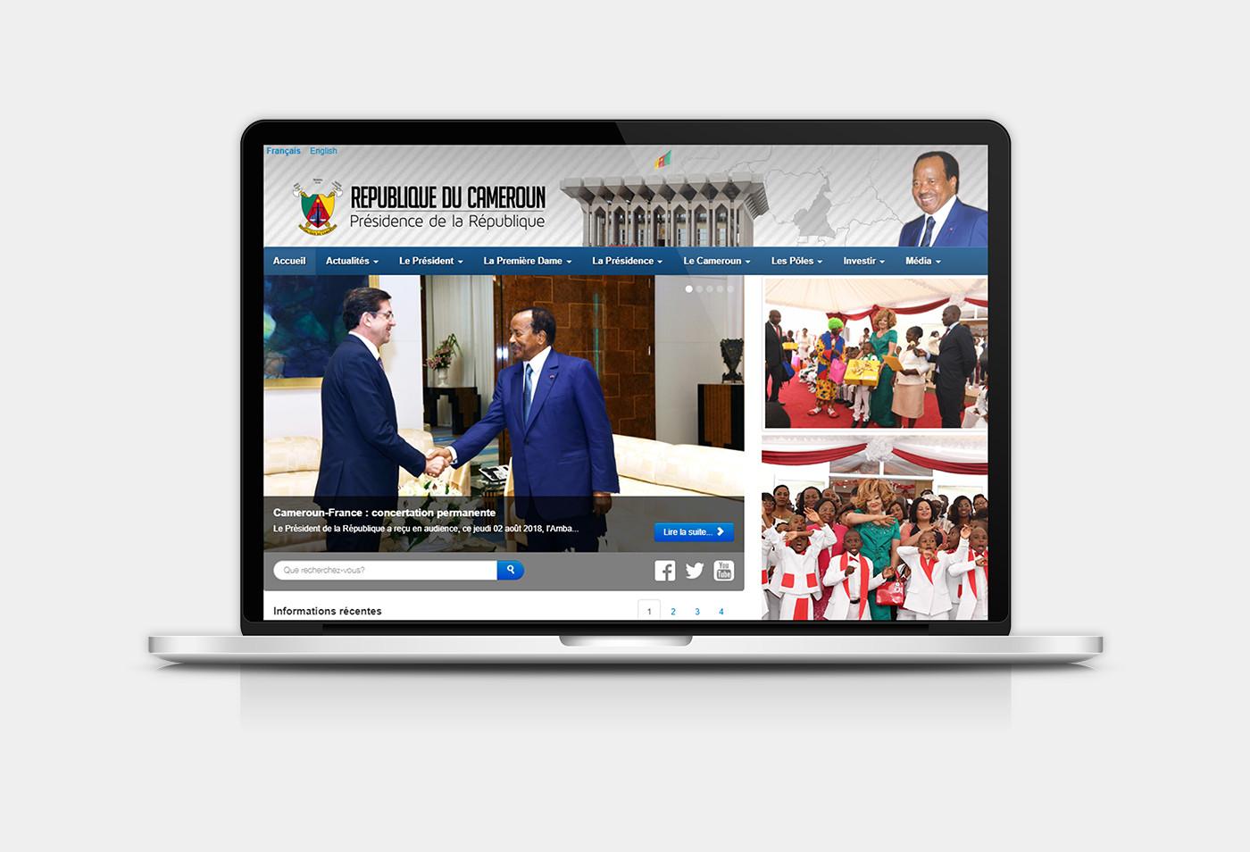 Republic of Cameroon 2015